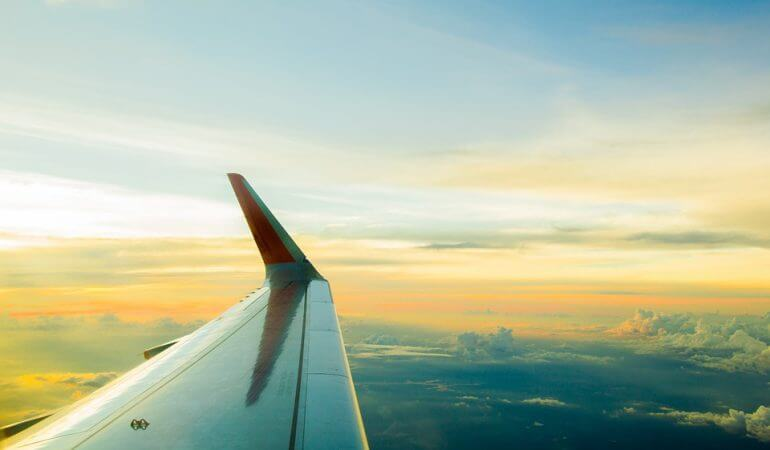 Tips for a long intercontinental flight