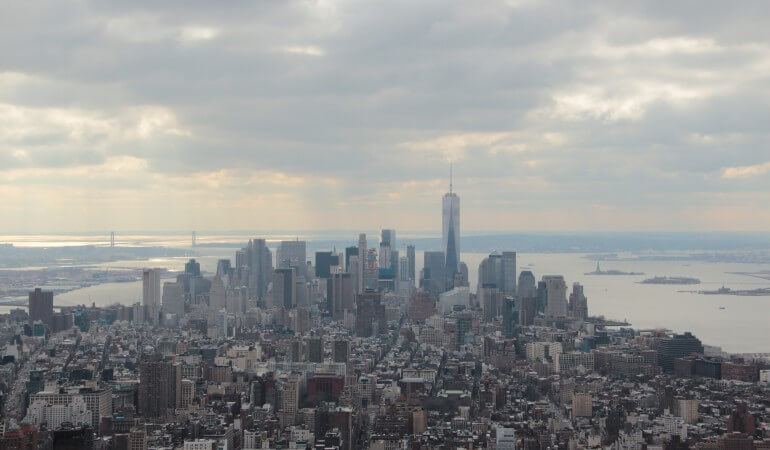 Visiting New York? Here's a 5 points short guide