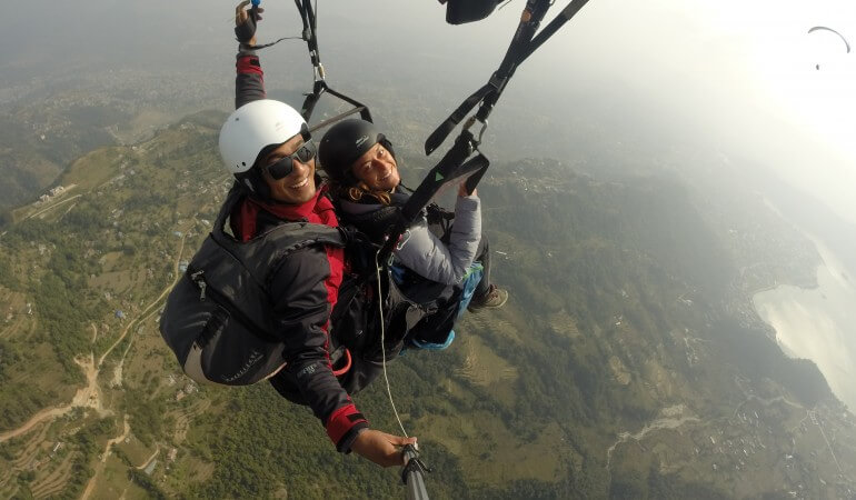 A hiking trip to Nepal after the earthquake